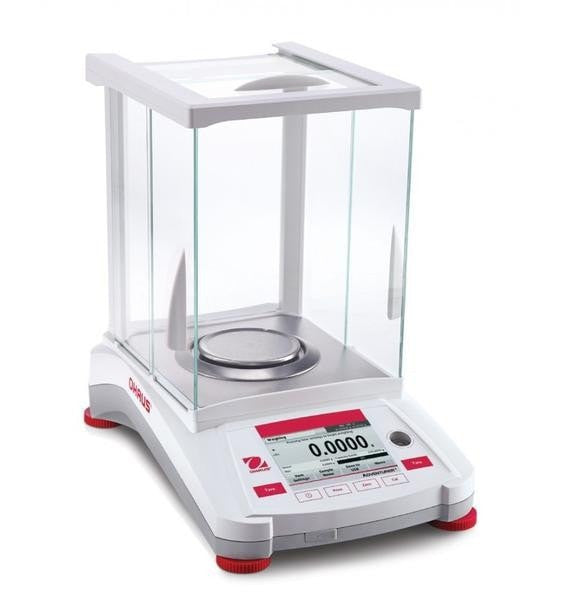 Ohaus  Ohaus Adventurer AX124/E Analytical Balance  Analytical Balance | Way Up Scales