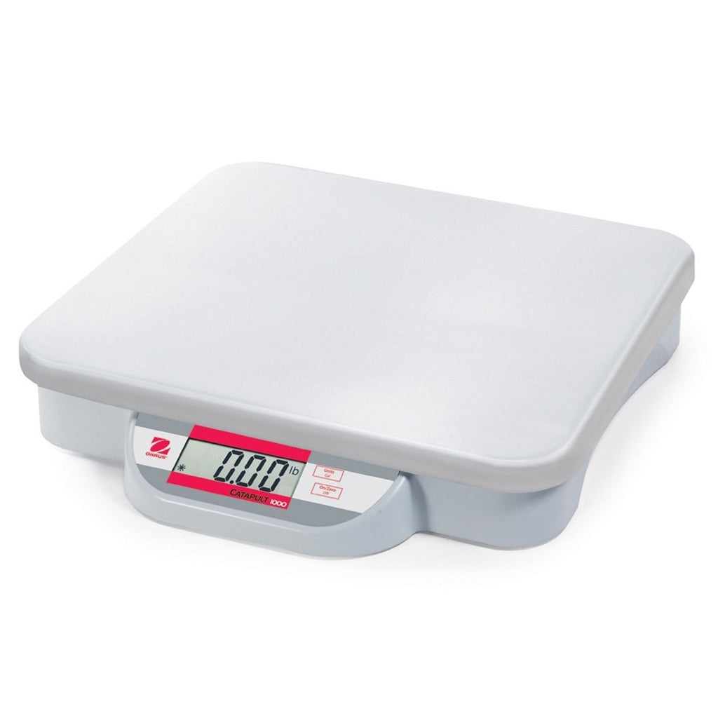 Ohaus  Ohaus Catapult 1000 C11P20 Compact Shipping Scale  Compact Balance | Way Up Scales