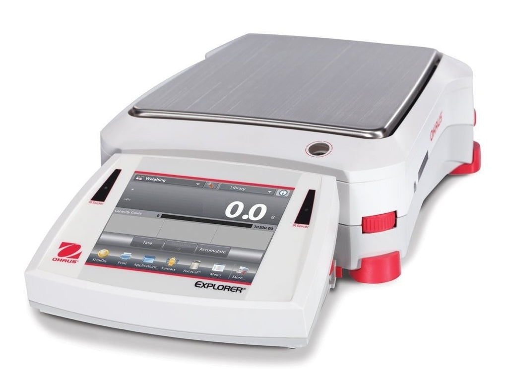 Ohaus  Ohaus Explorer EX10201N Precision Balance  Precision Balance | Way Up Scales