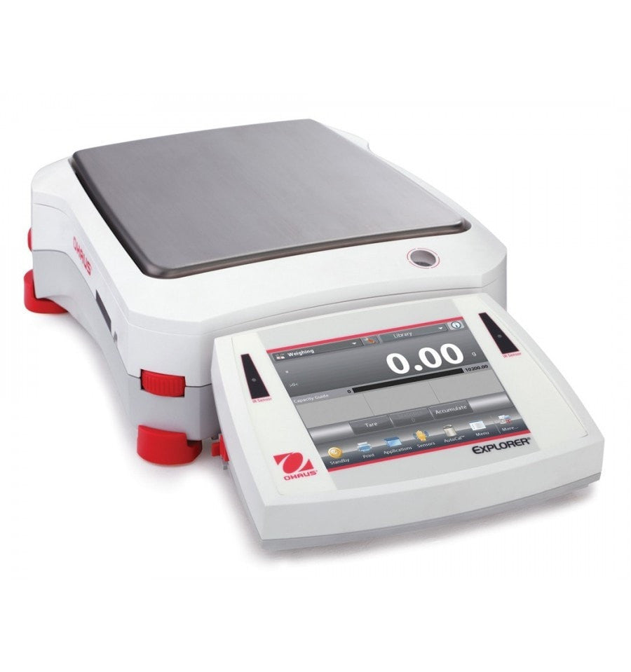 Ohaus  Ohaus Explorer EX10202N Precision Balance  Precision Balance | Way Up Scales