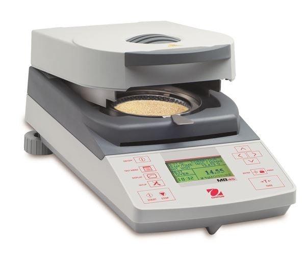 Ohaus  Ohaus MB45 Moisture Analyzer  Moisture Analyzer | Way Up Scales