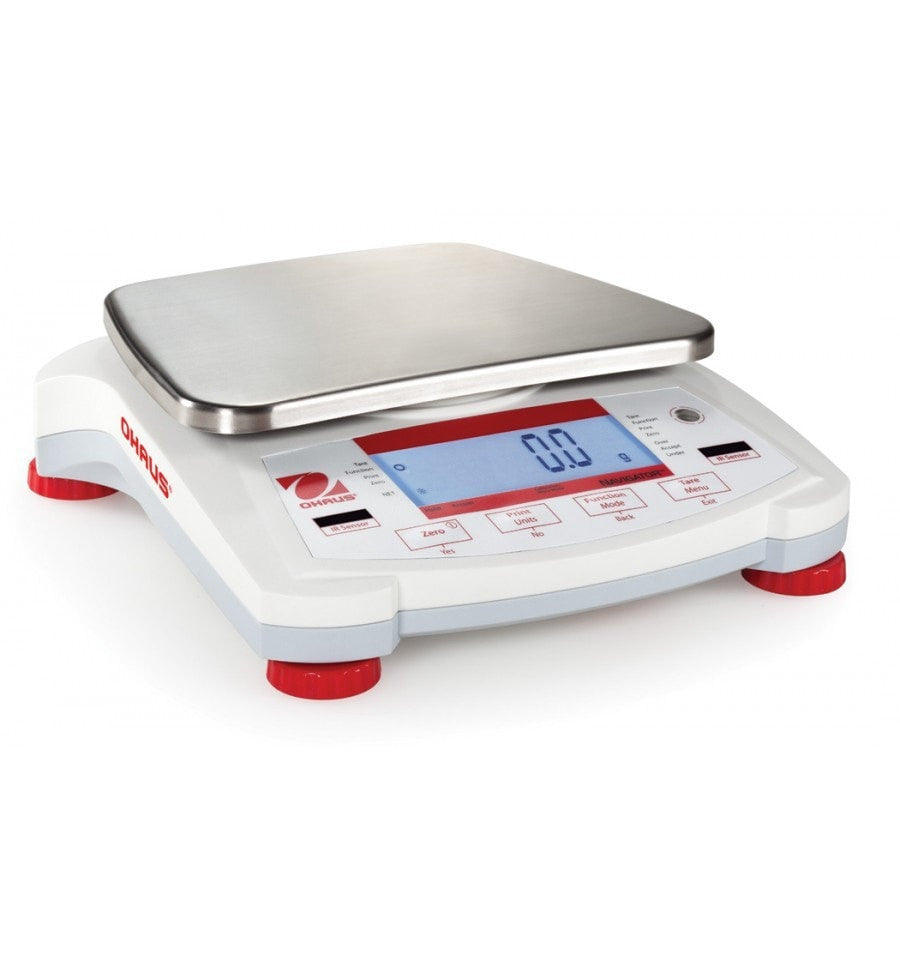 Ohaus  Ohaus Navigator XL NVL2101/1 Portable Balance  Portable Balance | Way Up Scales
