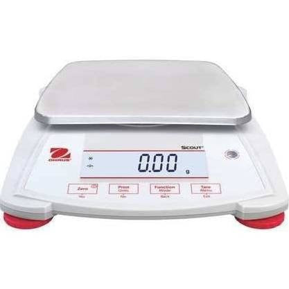 Ohaus  Ohaus Scout SPX1202 Portable Balance  Portable Balance | Way Up Scales