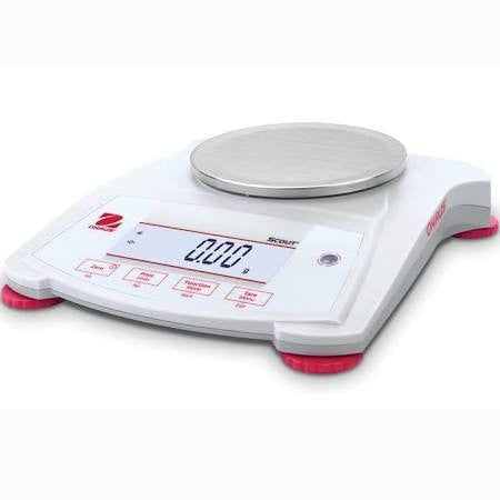 Ohaus  Ohaus Scout SPX223 Portable Balance  Portable Balance | Way Up Scales
