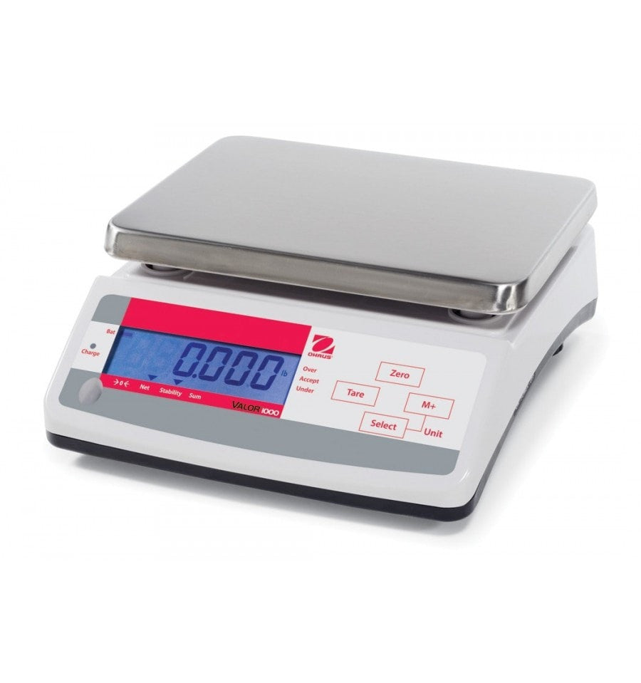 Ohaus  Ohaus Valor 1000 V11P3 Bench Scale  Bench Scale | Way Up Scales