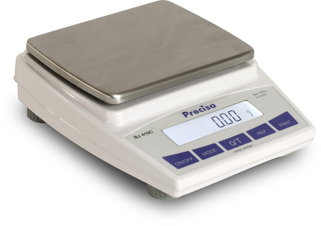 Way Up Scales  Precisa BJ-410C Precision Laboratory Balance Laboratory Classic   | Way Up Scales