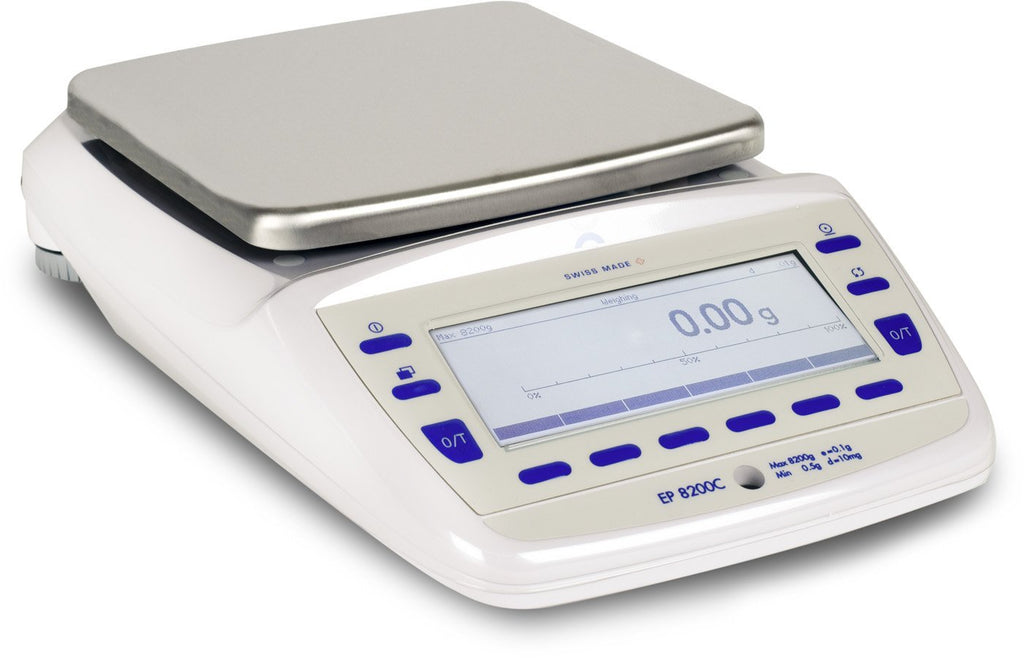 Precisa  Precisa EP 8200C SCS Precision Laboratory Balance Executive Pro  Precision Balance | Way Up Scales
