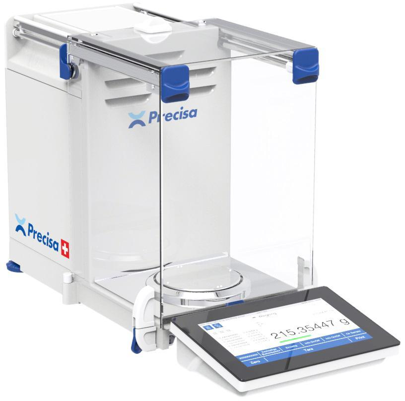 Precisa  Precisa HF-320A Touchscreen Analytical Balance  Analytical Balance | Way Up Scales