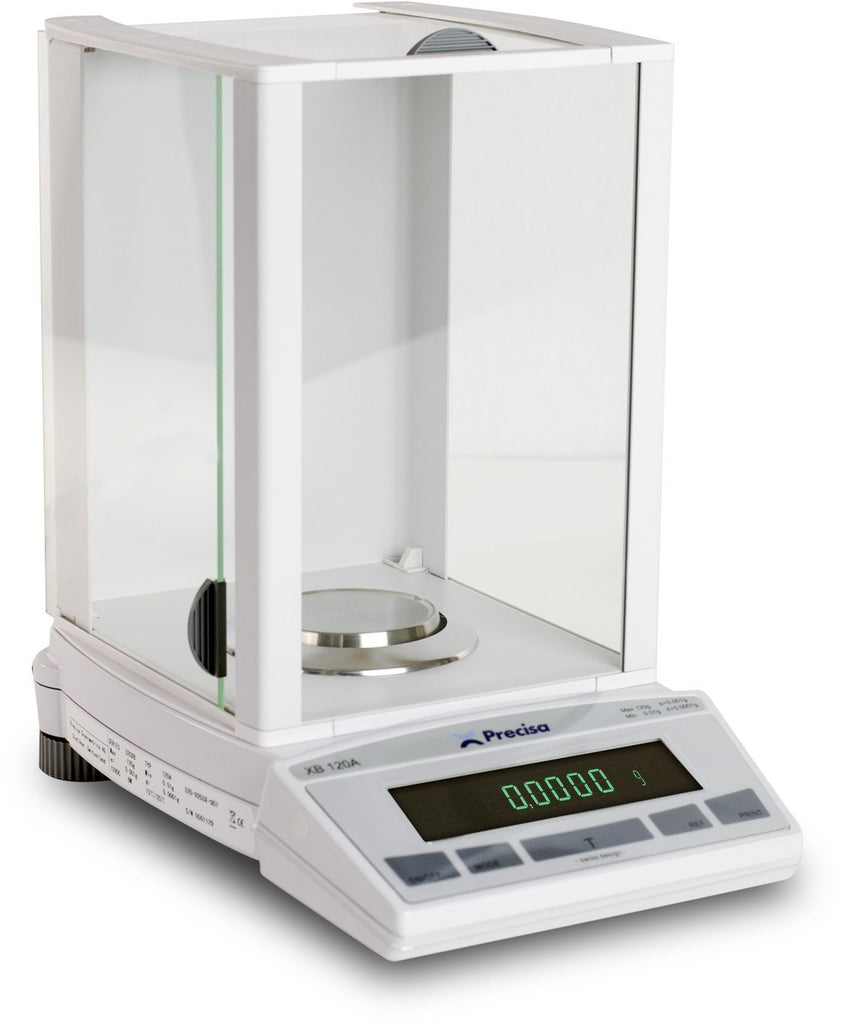 Precisa  Precisa XB-120A Laboratory Analytical Balance  Analytical Balance | Way Up Scales