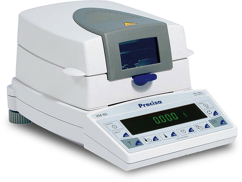 Precisa  Precisa XM 60 Moisture Analyzer  Moisture Analyzer | Way Up Scales