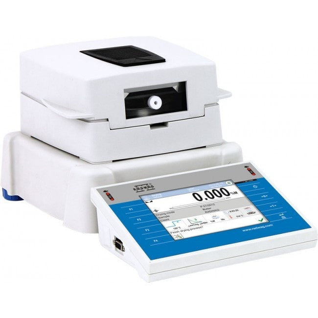 Radwag  Radwag PM60.3Y Moisture Analyzer  Moisture Analyzer | Way Up Scales