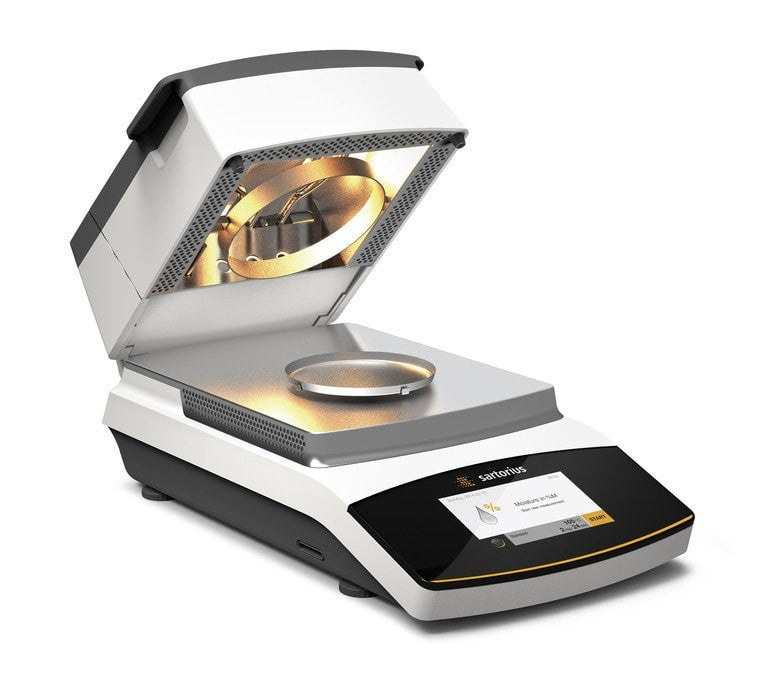 Sartorius  Sartorius MA160 Moisture Analyzer  Moisture Analyzer | Way Up Scales