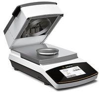 Sartorius MA37 Moisture Analyzer How To Change the Temperature and Time Setting