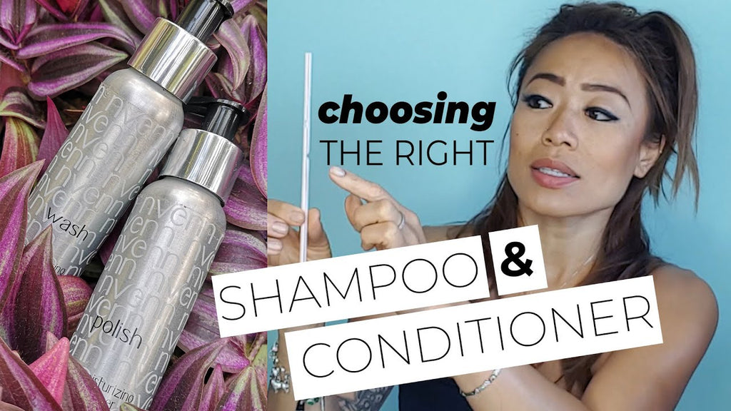 how to CHOOSE the RIGHT shampoo and conditioner - can shampoo and conditioner fix my hair? 🤔