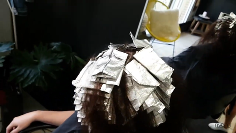 foil technique