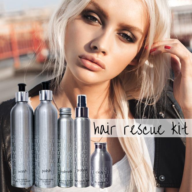 nvenn 911 hair rescue kit