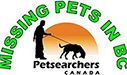 missing pets in bc