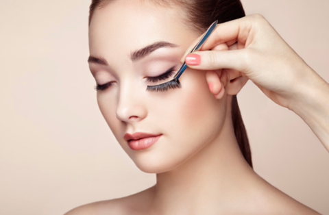 basics of false eyelashes 1