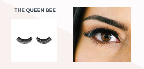 queen bee eyelashes