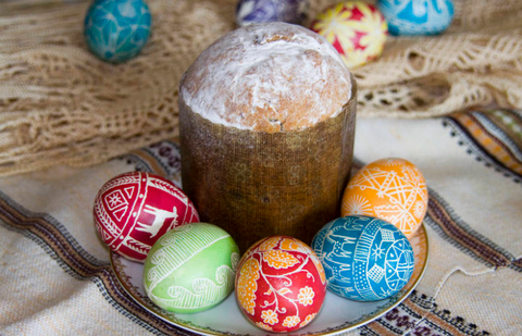 healthy eating on easter tips
