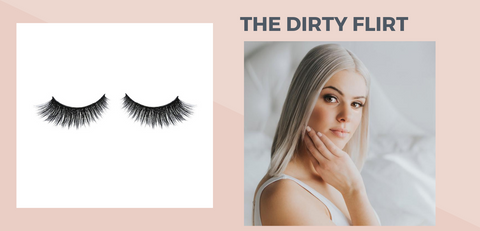 dirty flirt eyelashes