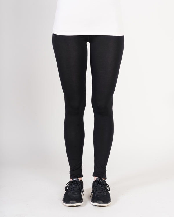 Majestic Full Length Leggings in Black