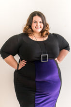 Pencil skirt plus size. Designed by firefly by Rachel Harrison. Worn by 'this is Meagan Kerr'