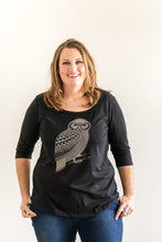 Ruru 100% Cotton plus size Top, Size 2, Firefly by rachel harrison