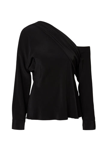 CDC CRAVAT BLOUSE