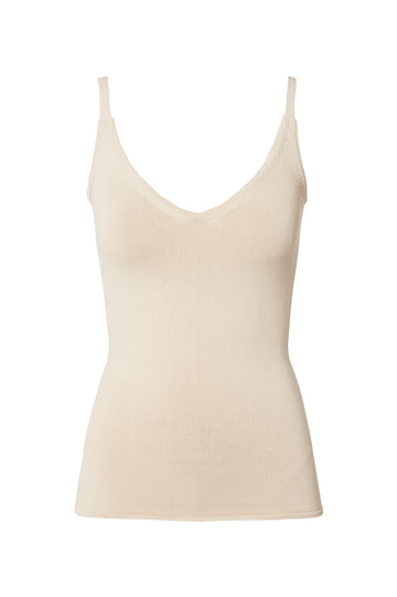 CREPE KNIT CAMISOLE