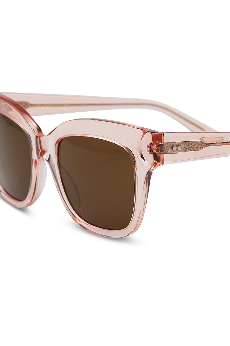 ST ICE SUNGLASSES ROSE, ROSE color
