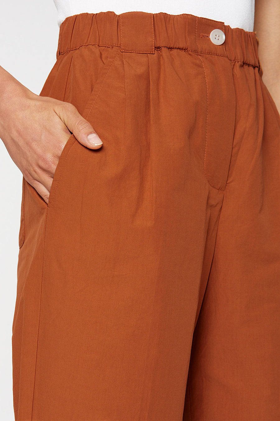 SOFT TROUSER SIENNA