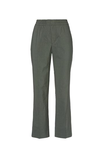 BOOTCUT TRACK TROUSER, SAFARI color