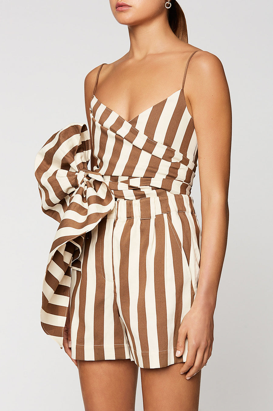 DECK STRIPE WRAP TOP
