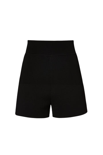 CREPE KNIT SHORT