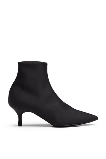 SCUBA ANKLE BOOT 6 NERO