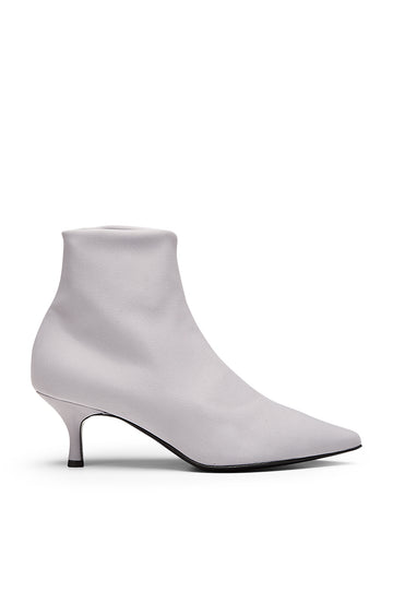 SCUBA ANKLE BOOT 6 PALE GREY