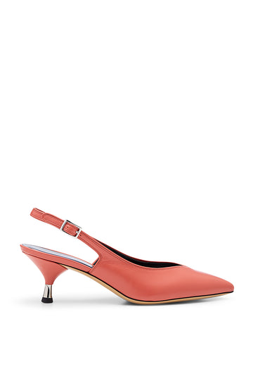 SLINGBACK 5.5 CORAL, CORAL color