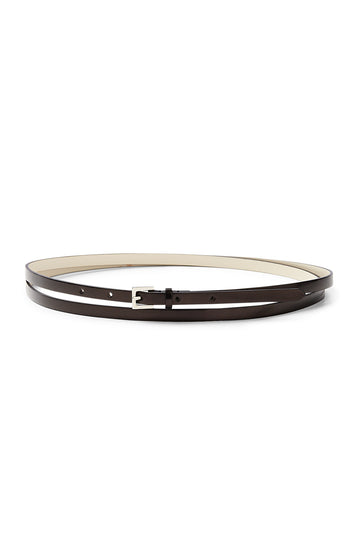 MIRROR WRAP BELT NERO