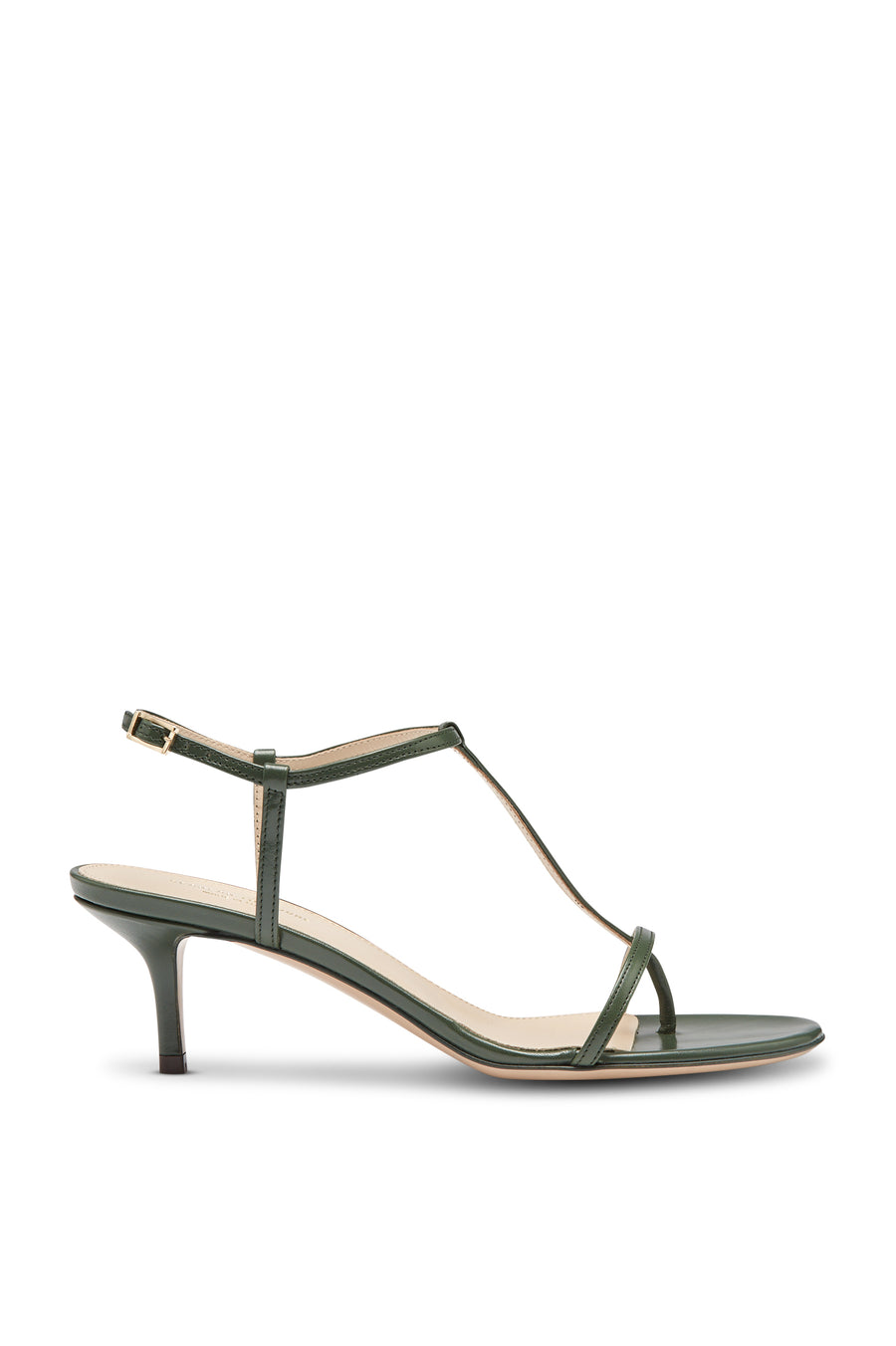 T-BAR SANDAL 5.5, Heel measurement is approximately 5.5cm