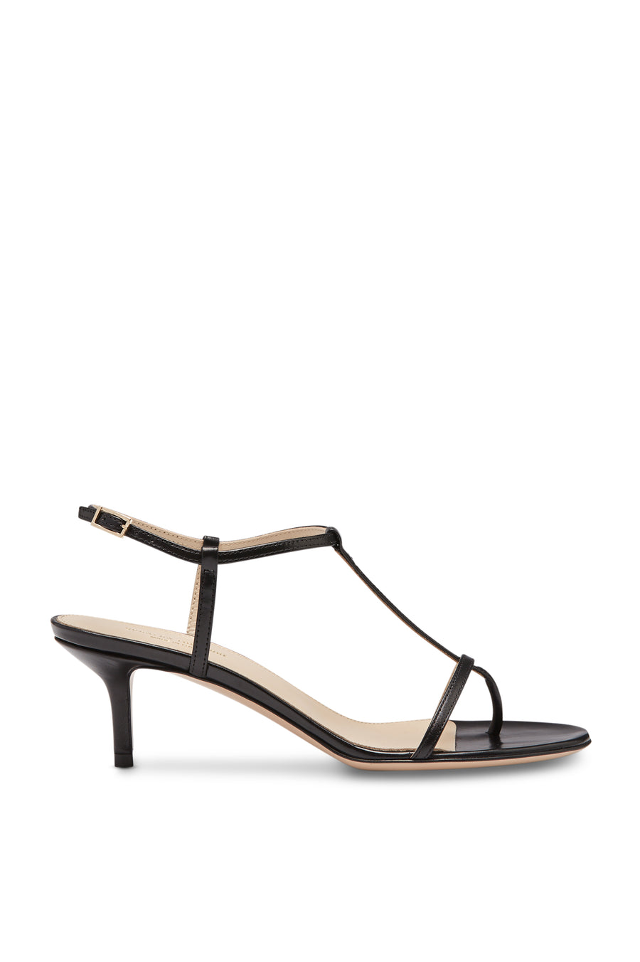T-BAR SANDAL 5.5 NERO