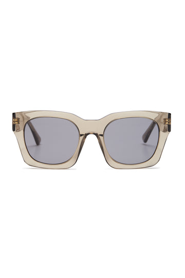 S T CLASSIC SQUARE SUNGLASSES GREY
