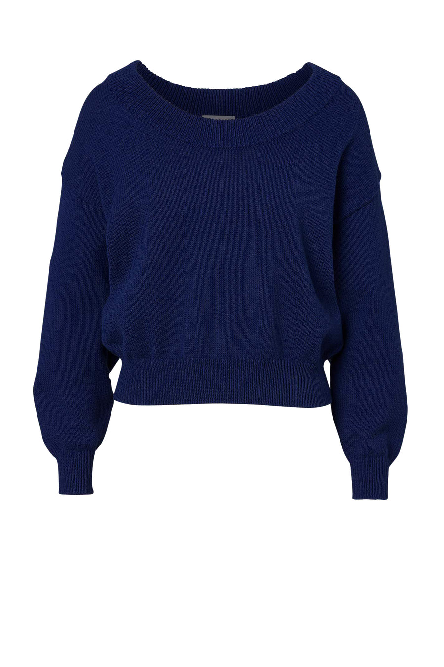Cotton Sparkle Sweater embodies understated comfort and style