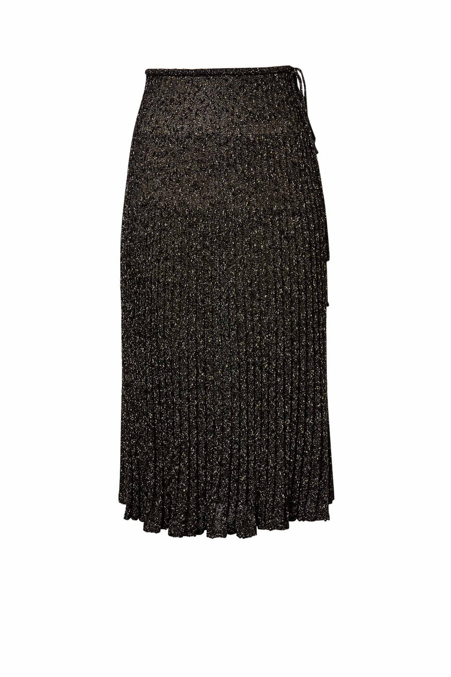 Calypso Tinsel Skirt 7 Black