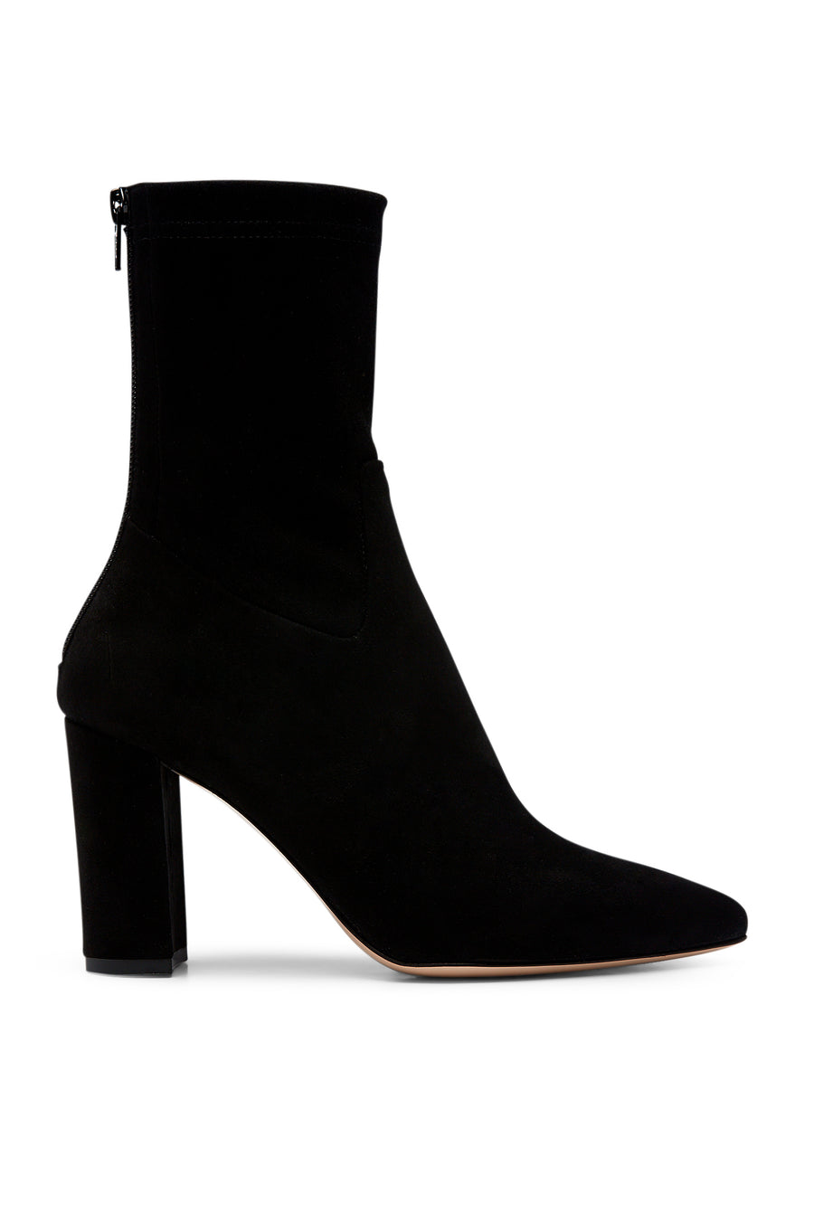 STRETCH ANKLE BOOT 8.5 NERO