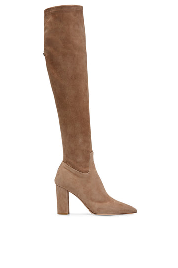Stretch Over The Knee Boot 8.5 Doe - Scanlan Theodore