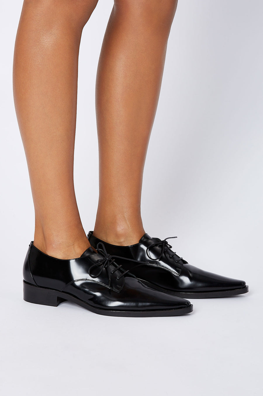 Revamp your off-duty footwear with our Leather Lace Up