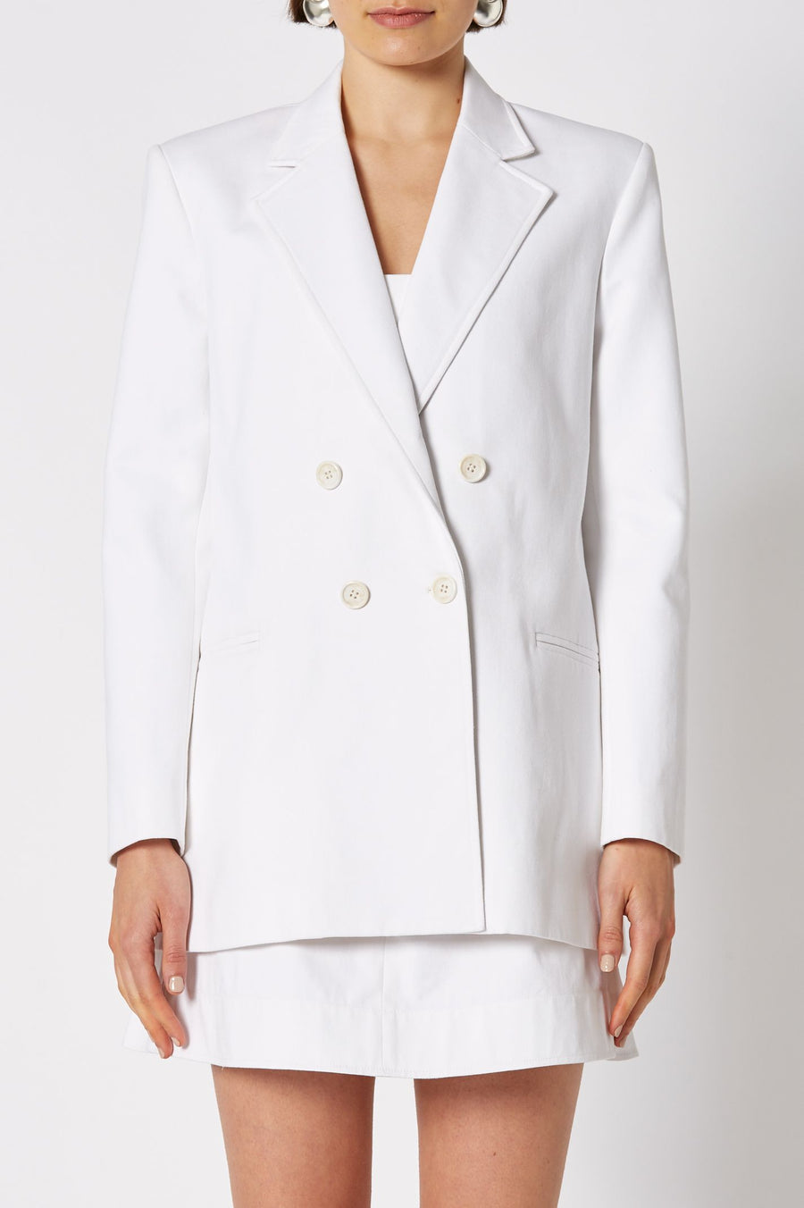 SAILOR JACKET WHITE