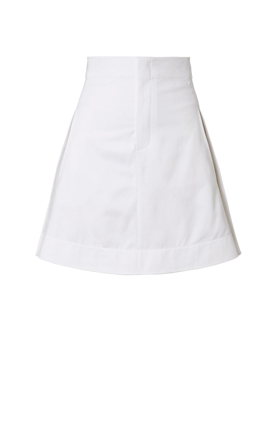 SAILOR SKIRT WHITE