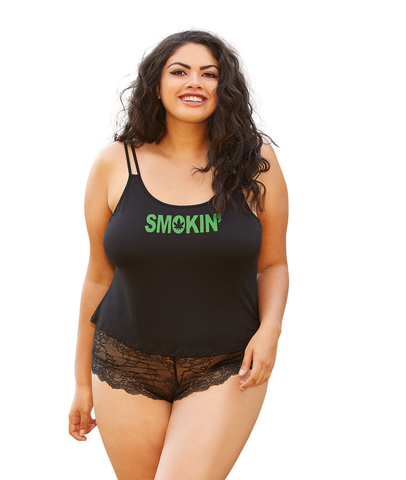 Smokin' Camisole Set - Plus
